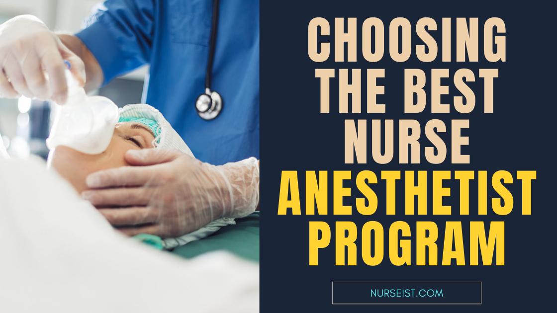 Anesthetist Program